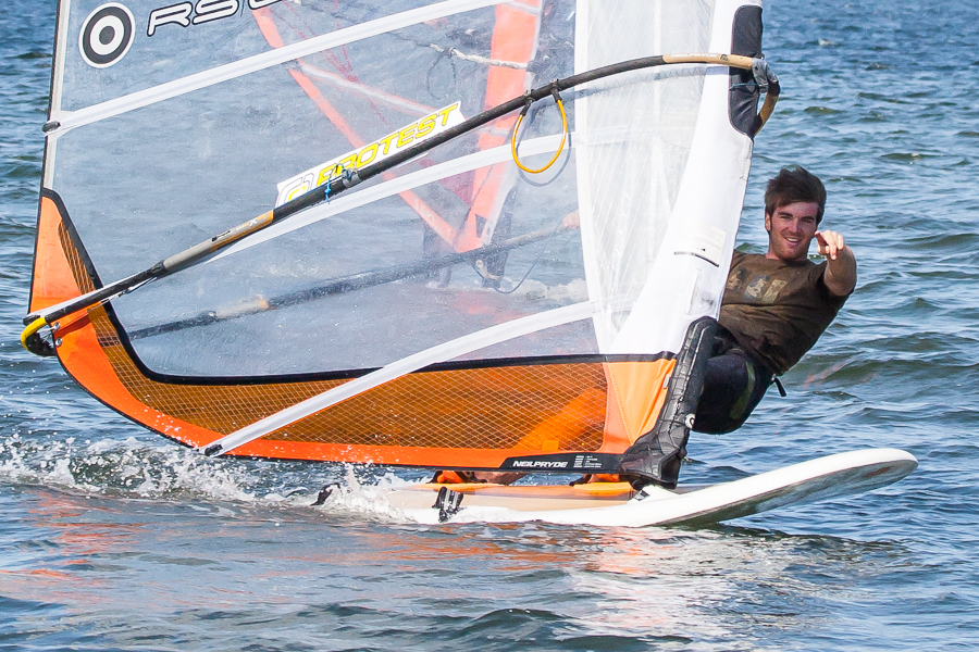 Grevelingen 2007 Beware NK Windsurfen | Pascal Somers - Bel 7