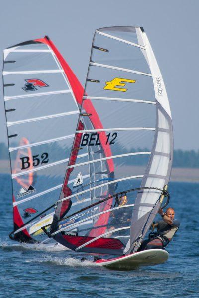 Grevelingen 2007 Beware NK Windsurfen | Koen Sonck - Bel 12